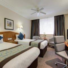 Отель Thistle Barbican Shoreditch 3* Номер категории Премиум с различными типами кроватей