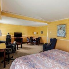 Отель Chateau Repotel Henri IV Канада, Квебек - отзывы, цены и фото номеров - забронировать отель Chateau Repotel Henri IV онлайн интерьер отеля