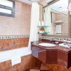 Flora Grand Hotel ванная фото 2