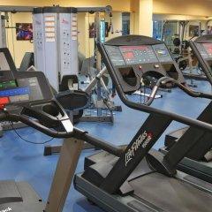 Отель Aquincum фитнесс-зал фото 3