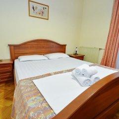 Отель Villa Velzon Guesthouse Черногория, Будва - отзывы, цены и фото номеров - забронировать отель Villa Velzon Guesthouse онлайн комната для гостей фото 3