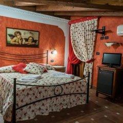 Отель Il Nido - Residence Country House Казаль-Велино комната для гостей фото 3