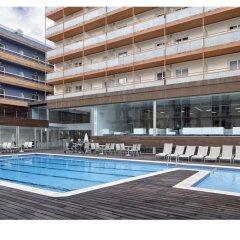 Отель Mariner Испания, Льорет-де-Мар - отзывы, цены и фото номеров - забронировать отель Mariner онлайн бассейн