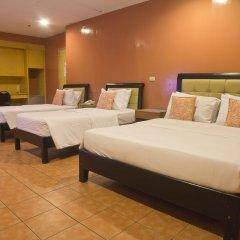 Отель Nichols Airport Hotel Филиппины, Паранак - отзывы, цены и фото номеров - забронировать отель Nichols Airport Hotel онлайн комната для гостей фото 2