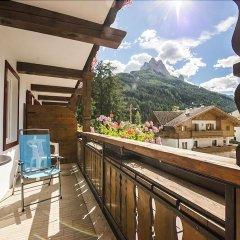 Hotel Arnika Долина Валь-ди-Фасса балкон