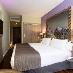Отель Leonardo Hotel Madrid City Center Испания, Мадрид - 1 отзыв об отеле, цены и фото номеров - забронировать отель Leonardo Hotel Madrid City Center онлайн комната для гостей