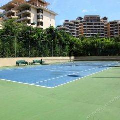 Отель Pullman Oceanview Sanya Bay Resort & Spa спортивное сооружение
