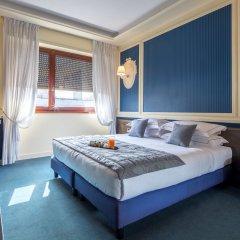 Отель Grande Albergo Roma Пьяченца комната для гостей фото 3