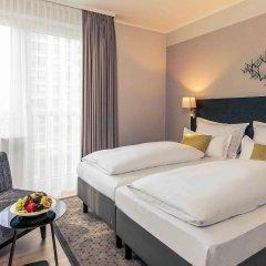 Отель Mercure Hotel Köln Belfortstraße Германия, Кёльн - 8 отзывов об отеле, цены и фото номеров - забронировать отель Mercure Hotel Köln Belfortstraße онлайн комната для гостей фото 2