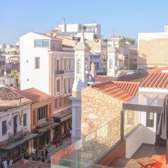 Отель Ermou Fashion Suites by Living-Space.gr Афины комната для гостей фото 5