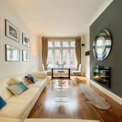 Апартаменты Suitely Trafalgar Square Luxury Apartment Лондон комната для гостей фото 5
