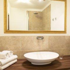 Отель Paulus Apartments Италия, Чермес - отзывы, цены и фото номеров - забронировать отель Paulus Apartments онлайн ванная фото 2