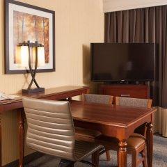 Отель Embassy Suites Bloomington Блумингтон комната для гостей