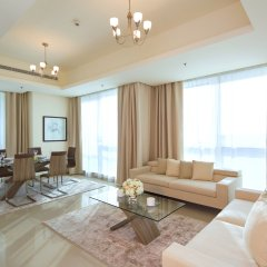 Отель Barcelo Residences Dubai Marina комната для гостей фото 3