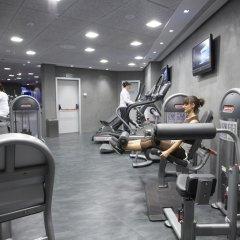 Hotel Primus Valencia фитнесс-зал