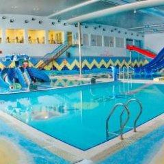 Гостиница Aquapark Alligator Украина, Тернополь - отзывы, цены и фото номеров - забронировать гостиницу Aquapark Alligator онлайн бассейн фото 2