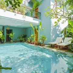 Отель De Campagne Villa Hoi An бассейн фото 3