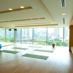 Отель Sivatel Bangkok Бангкок фитнесс-зал фото 3