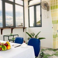 Отель AHA Hoang Van Homestay Nha Trang Нячанг балкон