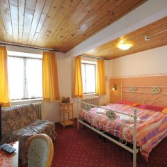 Отель Albergo Malga Ciapela Рокка Пьеторе комната для гостей фото 2