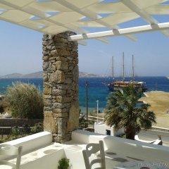 Отель Olia Hotel Греция, Турлос - 1 отзыв об отеле, цены и фото номеров - забронировать отель Olia Hotel онлайн балкон