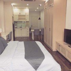Апартаменты Ju Style Apartment комната для гостей фото 5