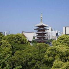 Отель Residential Hotel B:CONTE Asakusa Япония, Токио - 1 отзыв об отеле, цены и фото номеров - забронировать отель Residential Hotel B:CONTE Asakusa онлайн