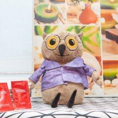 Отель Hostels Origami Москва детские мероприятия