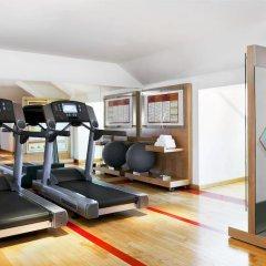 Отель Sheraton Diana Majestic, Milan фитнесс-зал фото 2