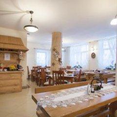 Отель U Gruloka Поронин питание
