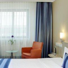 Отель IntercityHotel Nürnberg Германия, Нюрнберг - 2 отзыва об отеле, цены и фото номеров - забронировать отель IntercityHotel Nürnberg онлайн комната для гостей фото 2