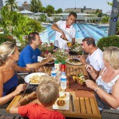 Q Spa Resort Турция, Сиде - отзывы, цены и фото номеров - забронировать отель Q Spa Resort онлайн питание фото 3