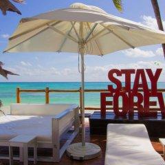 Отель Nick Price Плая-дель-Кармен пляж фото 2