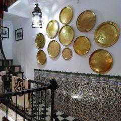 Отель Dar Sultan Марокко, Танжер - отзывы, цены и фото номеров - забронировать отель Dar Sultan онлайн интерьер отеля фото 2