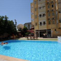 Turan Apart Турция, Мармарис - отзывы, цены и фото номеров - забронировать отель Turan Apart онлайн бассейн фото 3