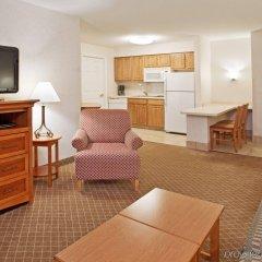 Отель Staybridge Suites Columbus-Airport комната для гостей