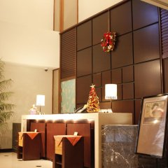 Hotel Lotus Минамиавадзи гостиничный бар