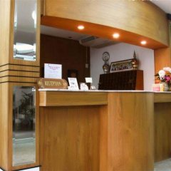 Отель S2s Boutique Resort Bangkok Бангкок интерьер отеля фото 2