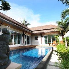 Отель Ban Thai Villa Пхукет с домашними животными