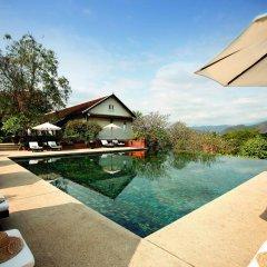 Отель Belmond La Résidence Phou Vao бассейн фото 2