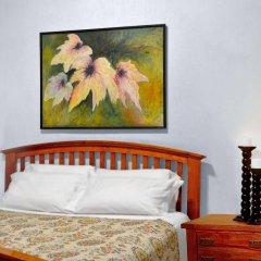 Отель La Casa Rosada Копан-Руинас комната для гостей фото 2