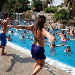 Отель La Siesta Salou Resort & Camping фитнесс-зал
