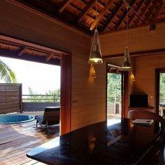 Отель Villa Anuanua - Moorea Папеэте комната для гостей фото 3