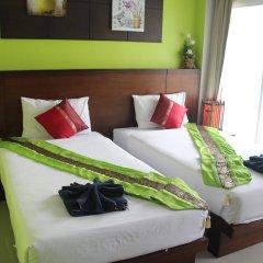 Green Harbor Patong Hotel комната для гостей
