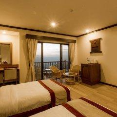 Отель Rupakot Resort Непал, Лехнат - отзывы, цены и фото номеров - забронировать отель Rupakot Resort онлайн комната для гостей фото 5