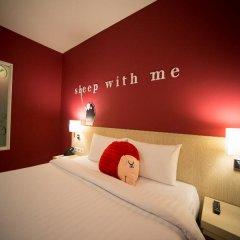 Sleep With Me Hotel design hotel @ patong 4* Стандартный номер