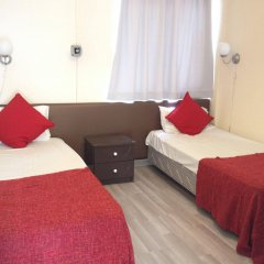 Отель Pasianna Hotel Apartments Кипр, Ларнака - 6 отзывов об отеле, цены и фото номеров - забронировать отель Pasianna Hotel Apartments онлайн комната для гостей фото 5