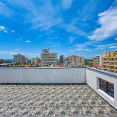 Апартаменты Ocean Breeze Apartment Colombo балкон