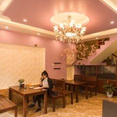 Cherry Sapa Hotel интерьер отеля