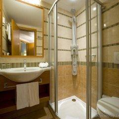 The Three Corners Hotel Art ванная